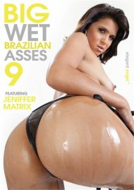 Big Wet Brazilian Asses! 9 Porn Movie