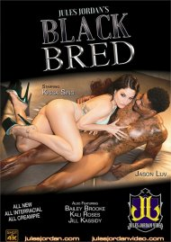 Jules Jordan's Black Bred HD porn movie from Jules Jordan Video.