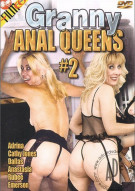 Granny Anal Queens #2 Porn Video