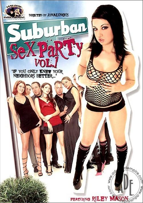Suburban sex party 1