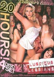 Luscious Lesbians (4-Disc Set) Porn Movie