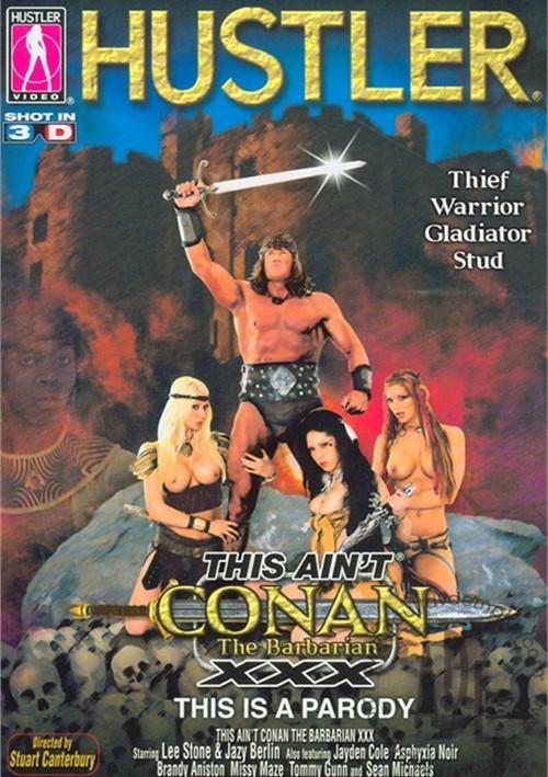 This Aint Conan the Barbarian XXX 3D