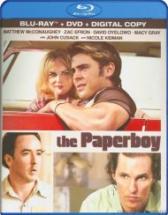 Paperboy, The (Blu-ray + DVD + Digital Copy) Blu-ray Movie