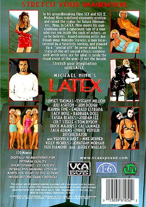 Back cover of Latex