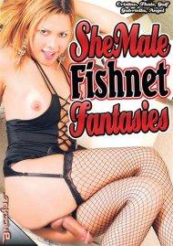 Shemale Fishnet Fantasies Movie