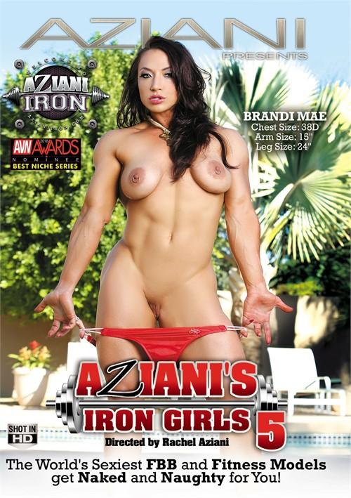 Azianis Iron Girls 5