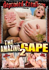 Amazing Gape 2, The Movie