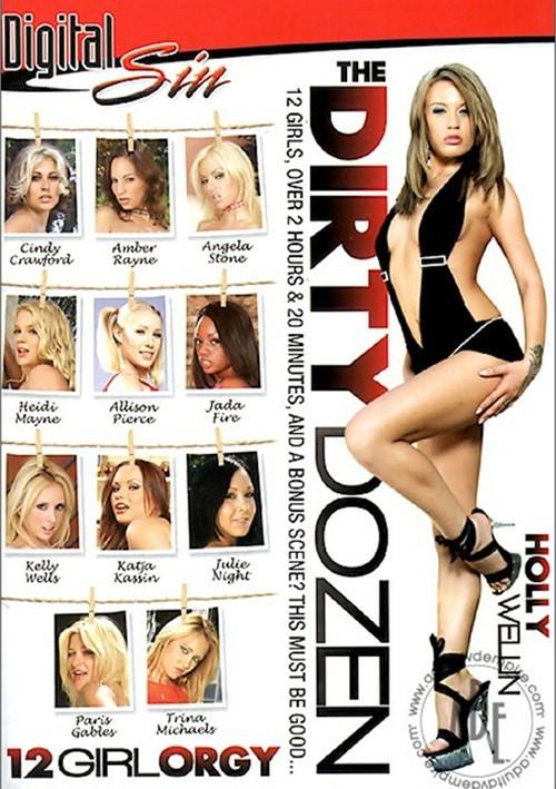 Dirty dozen volume 5 interracial