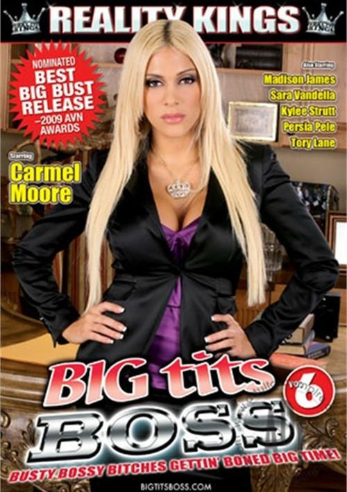 Big Tits Boss Vol. 6