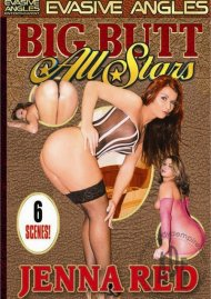Big Butt All Stars: Jenna Red Movie