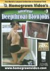 Amateur Deepthroat Blowjobs #3 Boxcover