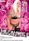 MILF Amore 6: Christie Dom 2 Men For Me Boxcover