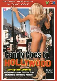 Candy Goes To Hollywood Porn Video