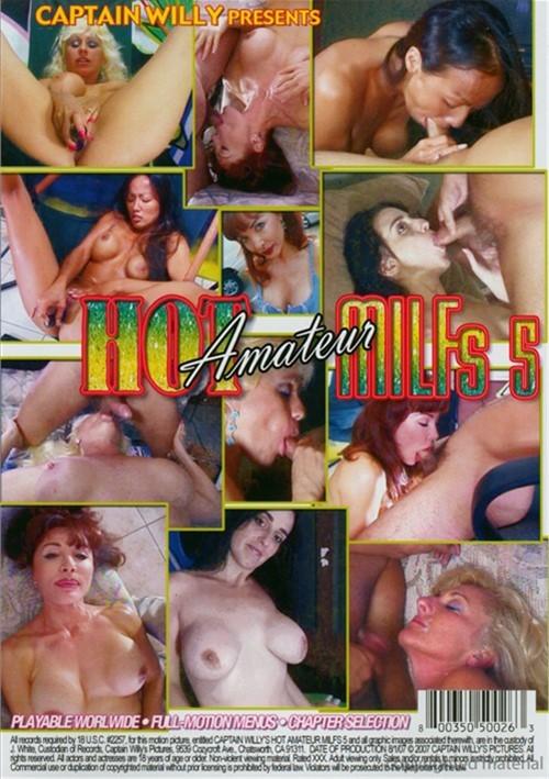 Hot Amateur MILFs 5