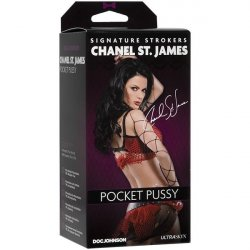 Chanel St. James Kiss My Lips UR3 Pocket Pussy Sex Toy