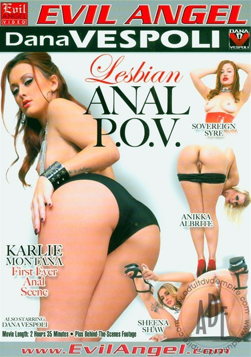 Lesbian Anal P O V  (2013)