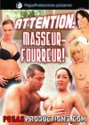 Attention: Masseur Fourreur! Boxcover
