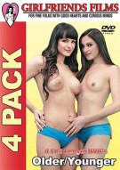 Older/Younger 4-Pack Porn Movie