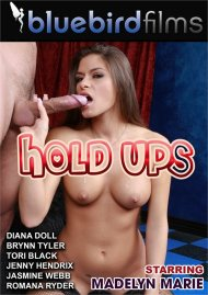 Hold Ups HD porn video from Bluebird Films.