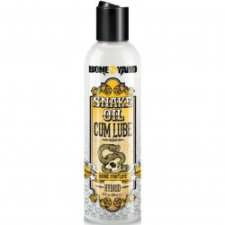 Boneyard Snake Oil Cum Lube - 8.8oz Sex Toy