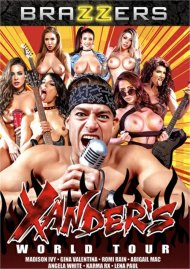 Xanders World Tour DVD porn movie from Brazzers