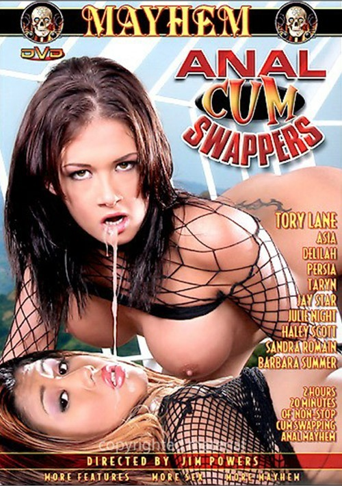 Cum swapping anal whores mayhem dvd