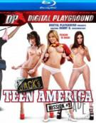 Teen America: Mission #9 Blu-ray