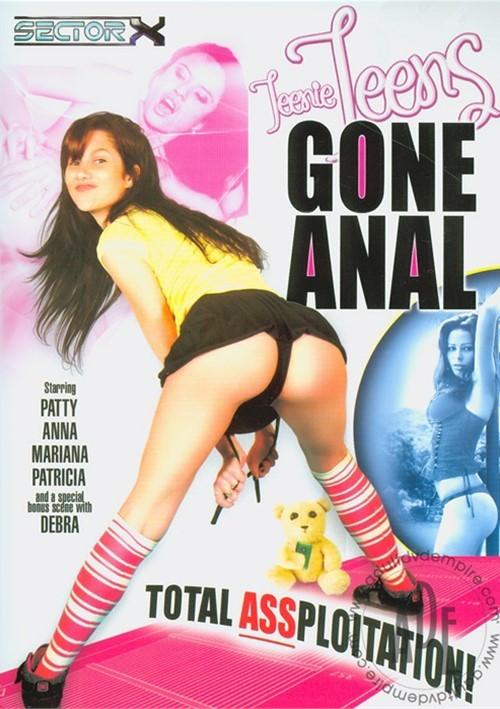 Teenie Teens Gone Anal