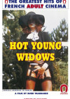 Hot Young Widows (English) Boxcover
