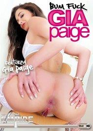 Bum Fuck Gia Paige Porn Video