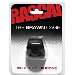 Rascal: The Brawn Cage - Black Sex Toy