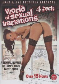 World Of Sexual Variations 4 Pack Porn Movie