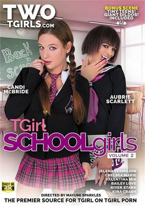 TGirl Schoolgirls Vol. 2