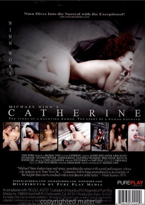 Back cover of Catherine