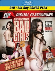 Bad Girls 5 (DVD + Blu-ray Combo) Blu-ray Porn Movie