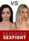 Competitive Tribadism Sexfight - Daphne Klyde Vs Karol Lilien Boxcover