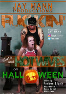 Fuckin' Sluts & Hotwives on Halloween Porn Video