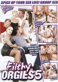 Filthy Orgies 5 Movie