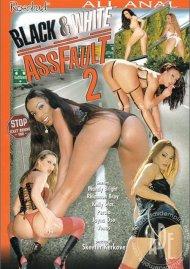 Black & White AssFault 2 Porn Video