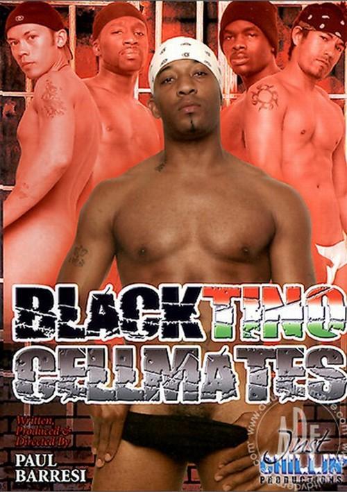 Blacktino Cellmates Boxcover