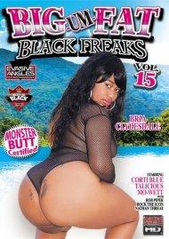 Big-Um-Fat Black Freaks 15 Porn Movie