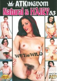 ATK Natural & Hairy 53: Wet And Wild Movie