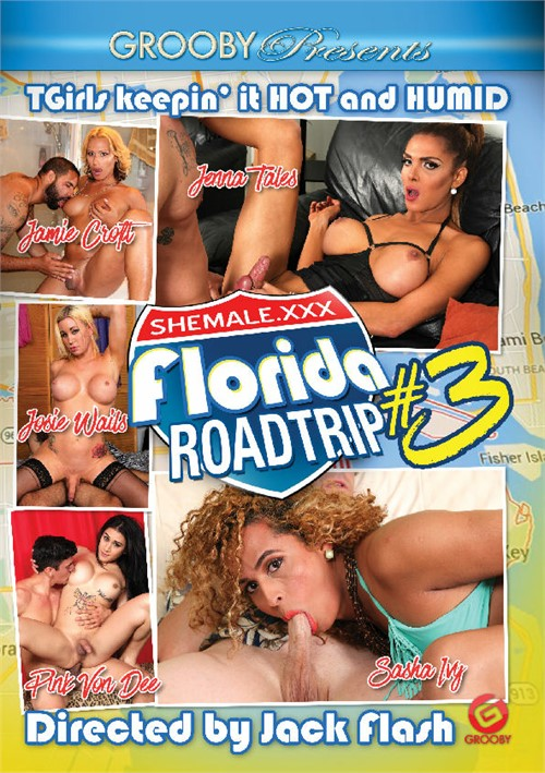 Shemale Xxx Florida Road Trip 3 2016  Adult Dvd Empire-7766