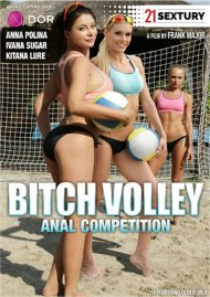 Bitch Volley Anal Competition porn DVD from Marc Dorcel.