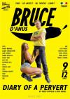 Bruce D'Anus Boxcover