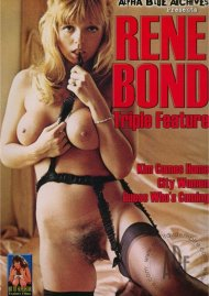 Rene Bond Triple Feature Porn Movie