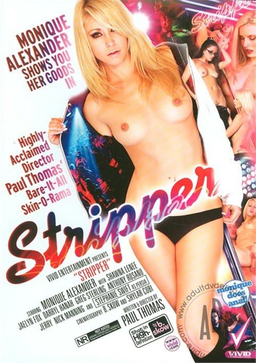 stripper Monique alexander