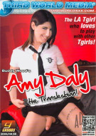 Amy Daly The Translesbian! Porn Video
