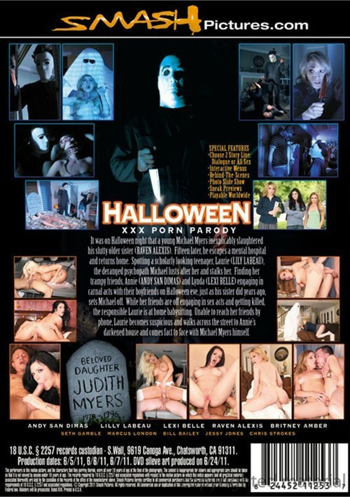 Фильм хэллоуин порно пародия