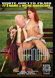 This Isnt Bad Grandpa...Its A XXX Spoof! Porn Movie